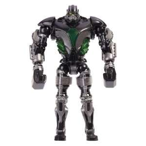 Real Steel Figure Wave 1 Zeus: Toys & Games