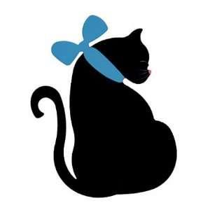 EYS Black Cat Large Magnet