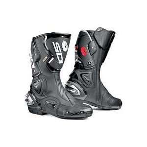 Sidi Vertigo Mega Gore tex Boots 12.5 Black Automotive
