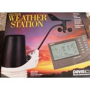Davis Instruments Vantage Pro Weather Station (Model 6150