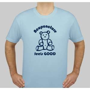 Acupuncture feels GOOD Mens T shirt