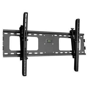 Black Adjustable Tilt/Tilting Wall Mount Bracket for LG