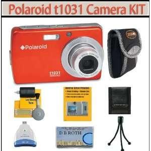 Youtube Ready + Camera Case + Accessory KIT (Orange)