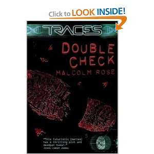 Double Check (Traces) (9780753460047): Malcolm Rose: Books
