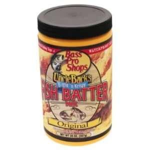 Uncle Bucks Light n Krispy Fish Batter Grocery & Gourmet Food