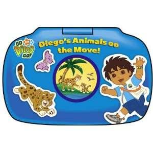 Diegos Animals on the Move! (Nick Jr. Go Diego Go! (Simon