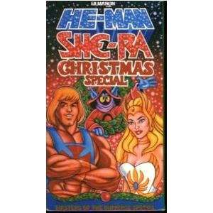 He Man/She Ra Christmas Special [VHS] Movies & TV