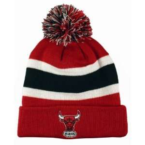 Vintage High Bulk Chicago Bulls Windy City 3D Logo Pom Pom