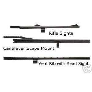 Remington 1100 Slug/Deer Barrel 12 gauge LEFT HANDED 21