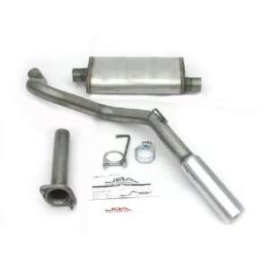 JBA 40 1541 3 Stainless Steel Exhaust System for Jeep Unlimited 4.0L