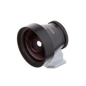 Voigtlander 15mm Metal Viewfinder Black, Framelined