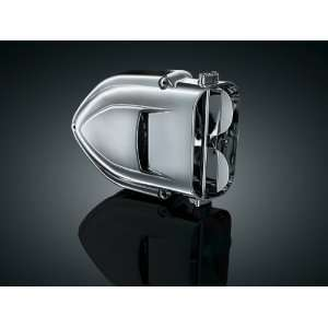 Pro R Hypercharger Chrome   Yamaha Road Star 16001700 99 and newer