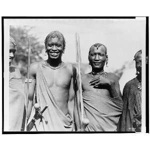,men,traditional dress,Belgian Congo,June 20,1960: Home & Kitchen