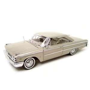 1963 FORD GALAXIE 500 H 118 SCALE DIECAS MODEL oys