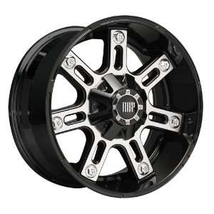 RBP 97R Flat Black Wheel with Painted Finish (20x9.0