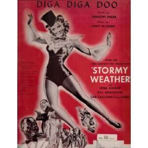Doo (From the 20th Century Fox Production Stormy Weather) Books