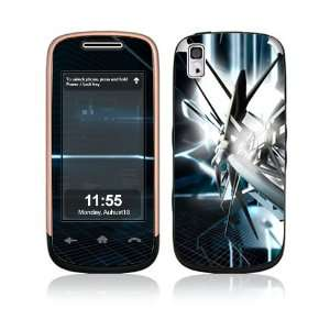 Instinct S30 Deca Vinyl Skin   Abstract Tech City
