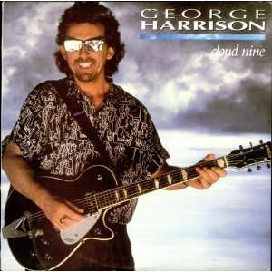 Cloud Nine (George Harrison 1987 USA vinyl LP 25643 1