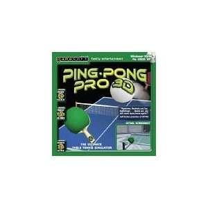 PING PONG PRO 3D   (TABLE TENNIS 3D) Electronics