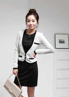 CHIC CREW NECK SLIM LONG SLEEVE DRESS NECKLACE NOT INCLUDED ZZ00192
