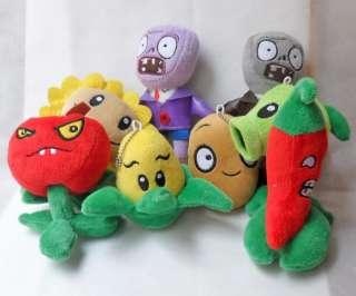 Plants vs Zombies Popular Game Plush Soft Toys Super