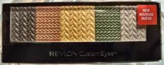 , Revlon Custom Eyes Shadow / Liner Set in Metallic Chic (Color 025
