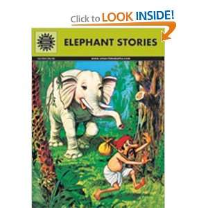 Tales: Elephant Stories ( Amar Chitra Katha Comics ): Anant Pai: Books