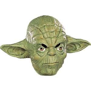 Childs Star Wars Yoda Costume Mask Toys & Games