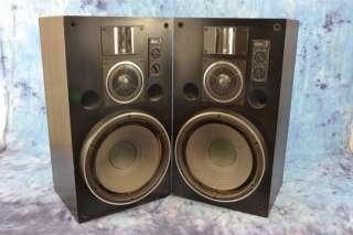 JVC Zero 5 Vintage Speakers; Extremely Rare Audiophile Classics