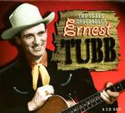 Ernest Tubb 100 Greatest Hits 4 CD set
