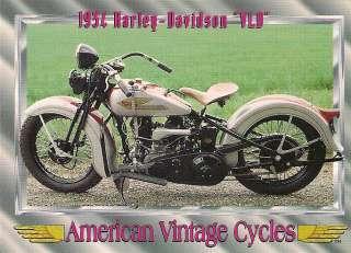 Vinage 1934 Harley Davidson VLD Moorcycle Engine 74 cu. in. 2