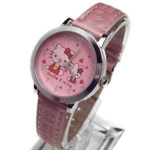 Kitty Friends Forever Wrist Watch with Free Necklace