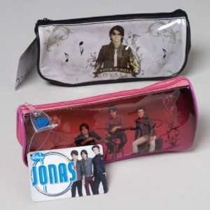 Jonas Brothers Pencil Case/Bag Case Pack 48