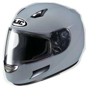 HJC CL SP Full Face Motorcycle Helmet Matte Grey XXS Automotive