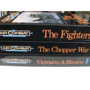 The Air Combat Video Collection (VHS)   The Fighters, The