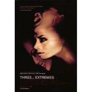 Three Extremes Movie Poster (11 x 17 Inches   28cm x 44cm) (2005