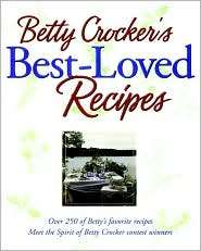 Betty Crockers Best Loved Recipes, (0028624505), Betty Crocker