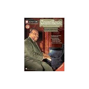 Jazz Play Along Book & CD Vol. 126   Count Basie Classics