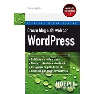 Creare blog e siti web con WordPress (9788820348090