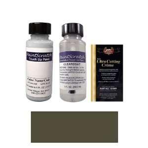 Oz. Charcoal Beige Metallic Paint Bottle Kit for 2007 Mercury Milan