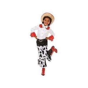 Disney Toy Story JESSIE Costume Cowgirl 2T 3T OUTFIT HALLOWEEN