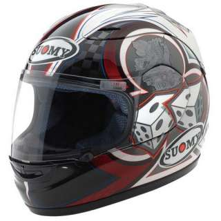 Suomy Helmet Spec 1R BELLAGIO LG LARGE   CLOSEOUT