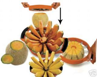 NORPRO Large Stainless Steel Melon/Pineapple Cutter