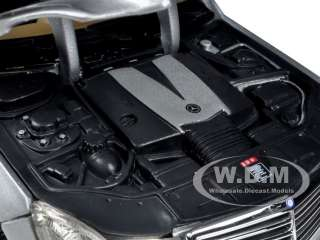 Brand new 118 scale diecast model car of 2009 2010 Mercedes E Class