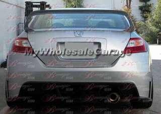 06 07 08 09 10 Honda Civic 2DR Coupe JDM Type R Hi Wing