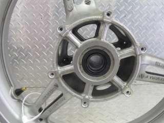 2005 YAMAHA FJR1300 FJR 1300 FRONT WHEEL RIM