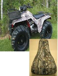 YAMAHA BIG BEAR ATV camo seat cover & camo kit