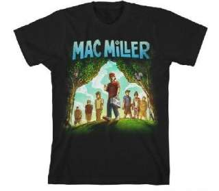 MAC MILLER forest T SHIRT hip hop NEW S M L XL