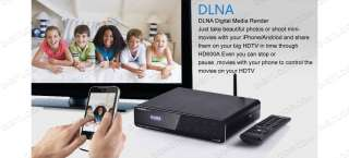 HIMedia HD900B Full HD 1080p 3D Android Blu Ray Media Player WiFi N