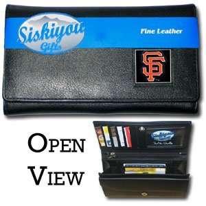 MLB San Francisco Giants Wallet   Womens Sports